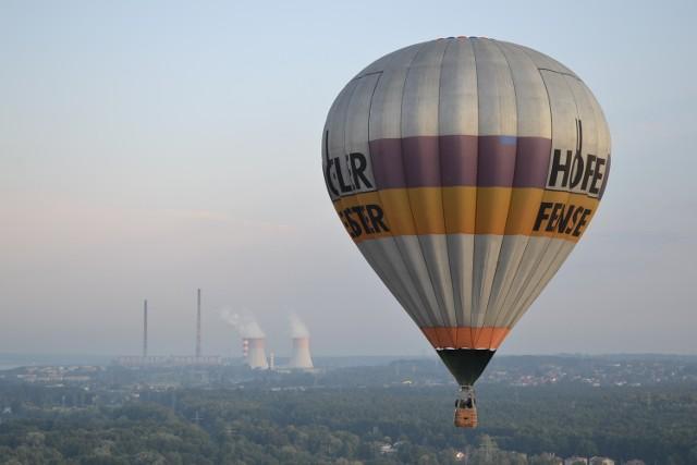 Fiesta balonowa w Rybniku: Lecimy balonem nad miastem!