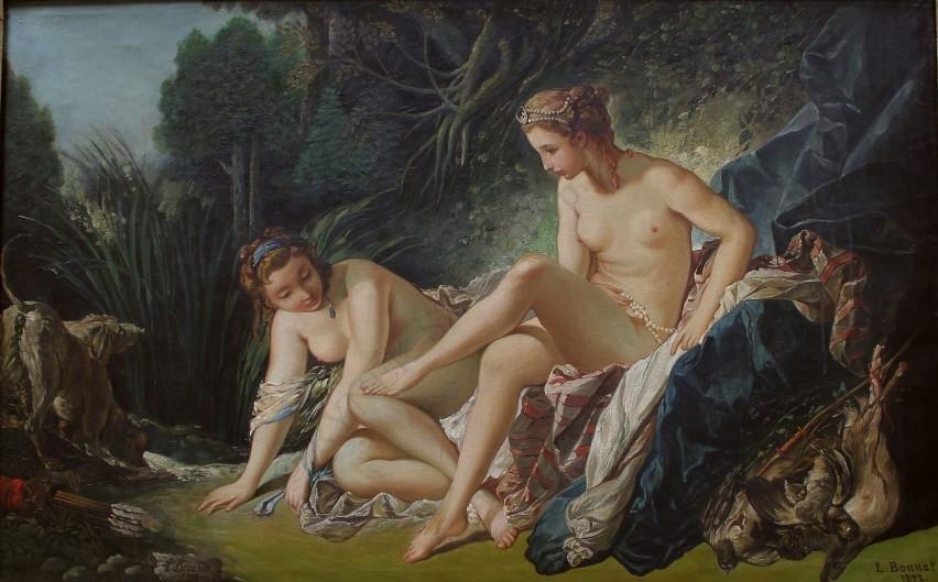 Léon Joseph Florentin Bonnat (1833-1922) wg François Boucher...