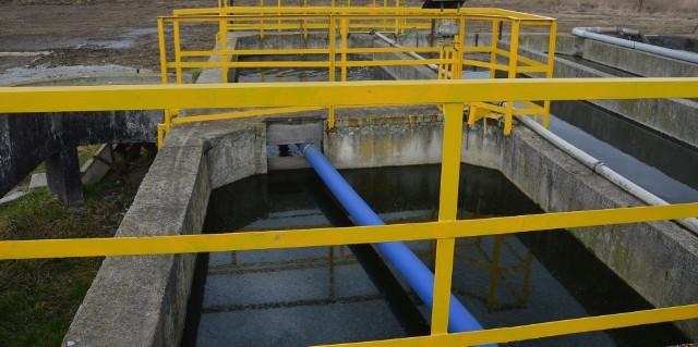 Dzięki nowym odcinkom kanalizacji więcej ścieków trafi do oczyszczalni