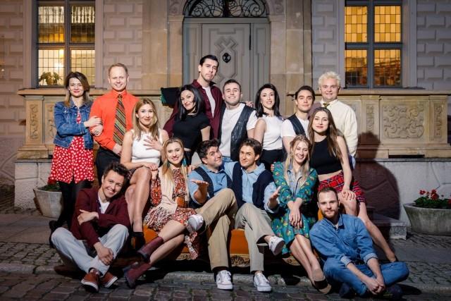 """""""Friends: The Musical Parody""""  można zobaczyć w Teatrze Muzycznym w Toruniu"""