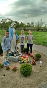To historia o tym, jak w czasie wojny komisarz majątku w Bodzanowie, Karol Foht, ocalił figurę Matki Boskiej