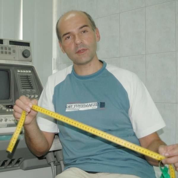 - Dbając o właściwą wagę, możemy uniknąć wielu chorób - mówi doktor Aleksander Skoczylas.