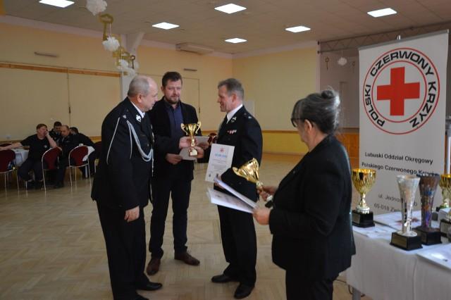 Nagrody i wyróżnienia otrzymały i jednostki i indywidualnie strażacy