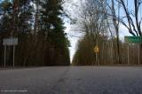 Droga do Olmont. Od skrzyżowania ul. K. Ciołkowskiego i Wiosennej do granicy miasta (zdjęcia)