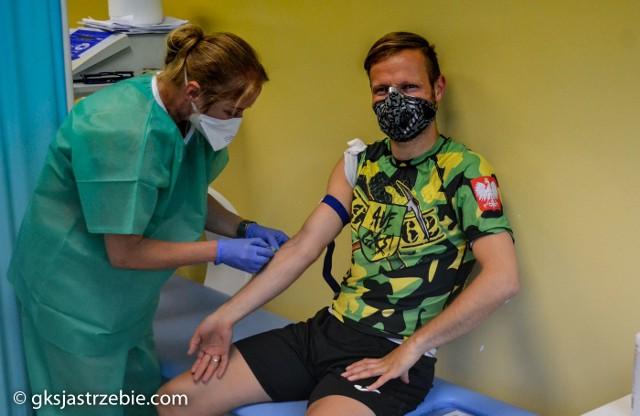 Piłkarze GKS Jastrzębie przeszli testy na koronawirusaZobacz kolejne zdjęcia. Przesuwaj zdjęcia w prawo - naciśnij strzałkę lub przycisk NASTĘPNE