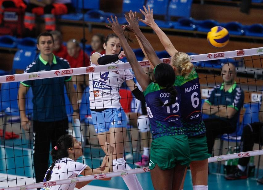 Developres SkyRes Rzeszów przegrał z Atomem Trefl Sopot 0:3.