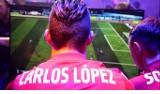 Piłkarze Lotto Ekstraklasy przenieśli się na boisko wirtualne i z kibicami zagrali w grę FIFA 18