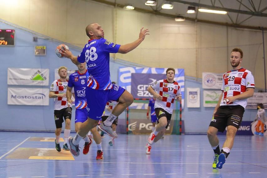 Mateusz Seroka (Azoty Puławy): Gdy gramy mocniej w obronie, wtedy łatwiej nam jest w ataku