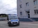 Kolizja drogowa w Łowiczu. Rowerzysta doprowadził do zderzenia z autem