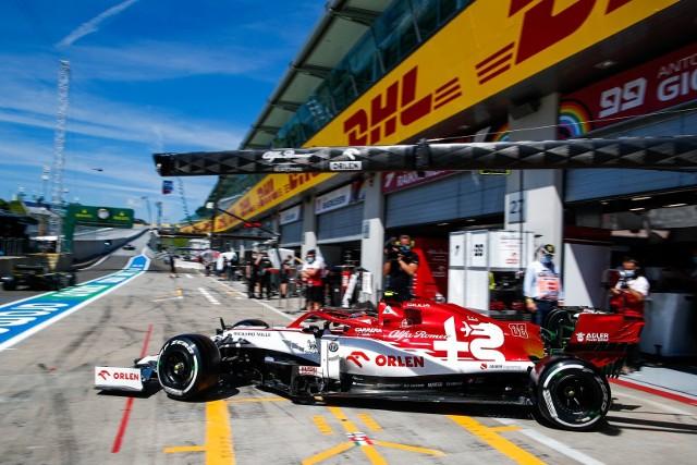 Kubica wrócił do bolidu Alfa Romeo. F1 ogłosiła nowe wyścigi