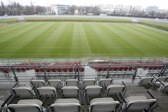 Tak obecnie wygląda stadion przy al. Unii
