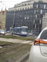 Uszkodzone torowisko w okolicy Nadodrza - zmiany w kursowaniu tramwajów