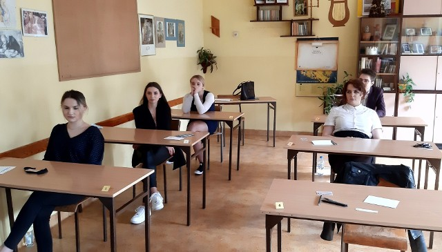 Rozpoczęły się matury w Zespole Szkół Gastronomiczno-Hotelarskich w Grudziądzu