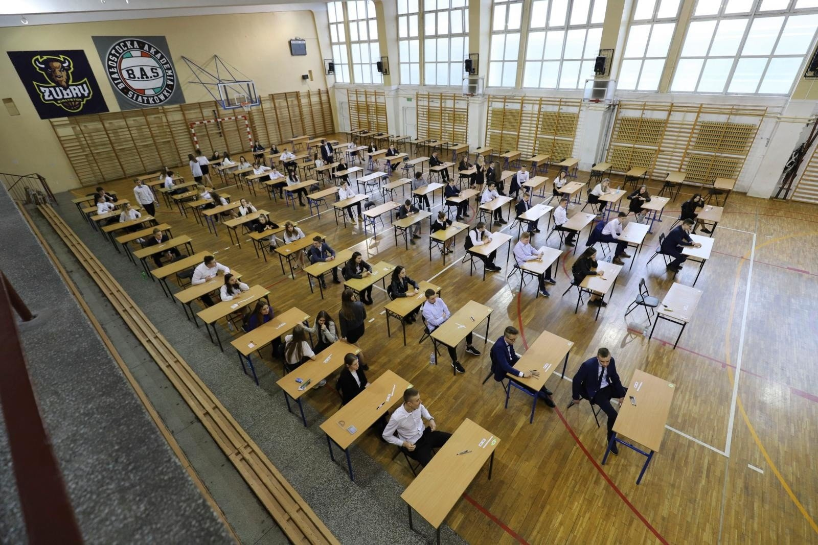 3e99b5d8db Egzamin ósmoklasisty 2019  pytania i odpowiedzi