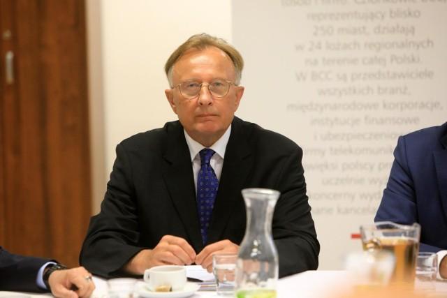 Marek Zbigniew Goliszewski założyciel i prezes Business Centre Club przekazał mediom Apel do polskich przedsiębiorców