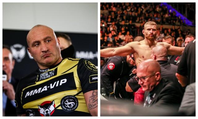 Wszystko wskazuje na to, że w tym roku dojdzie do wyjątkowo medialnego pojedynku w MMA. Władze UFC chcą w większym stopniu wypromować pojedynki swojej federacji w Polsce. Jan Błachowicz, aktualny mistrz UFC wagi półciężkiej, ma się zmierzyć z... Marcinem Najmanem. Czytaj więcej na kolejnych stronach >>>>Czytaj także:Tak mieszka Marcin Najman. Dużo prywatnych zdjęć z domu wojownika MMAMemy o lądowaniu łazika. Marcin Najman na Marsie