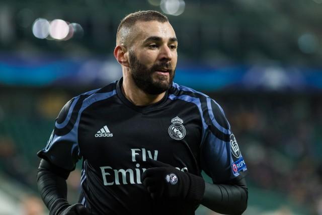 Karim Benzema ma już na koncie 70 bramek w Lidze Mistrzów