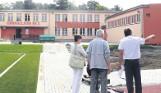 Opóźnienia w budowie boiska Gimnazjum nr 3 w Stargardzie