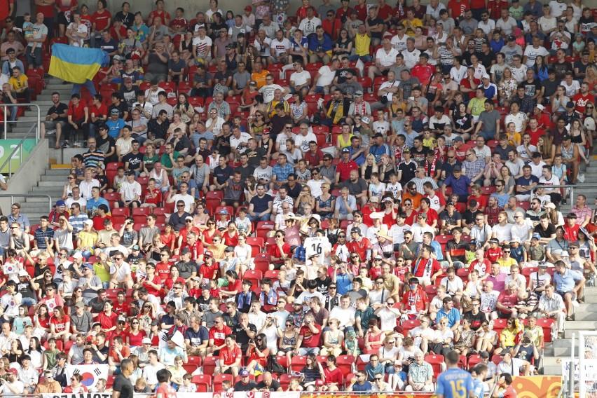 Finał piłkarskich mistrzostw świata U-20 w Łodzi. Kibice bawili się wspaniale [galeria zdjęć]