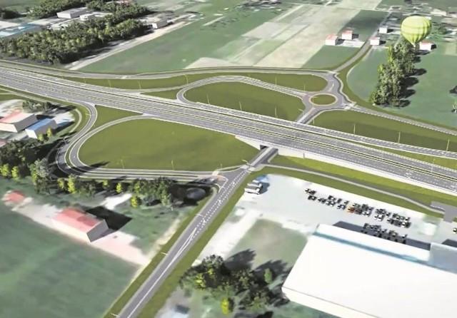 Nowa trasa ma się składać z dwóch odcinków. Pierwszy to dodatkowe 800 metrów ul. Kleeberga. Drugi biegnie od skrzyżowania alei Jana Pawła II z ulicą NSZ do skrzyżowania w Porosłach.