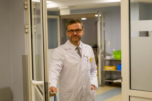 Po operacjach przy pomocy Da Vinci pacjenci odczuwają mniejszy ból po zabiegach – mówi dr Robert Kozłowski