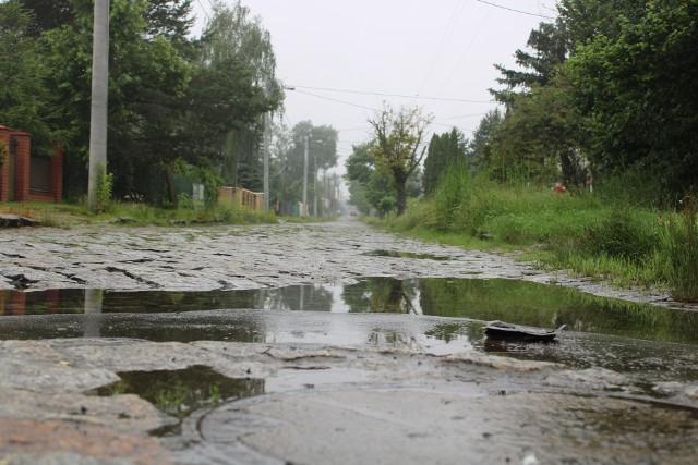 Rozpoczyna się przebudowa ul. Mierzejowej w Łodzi