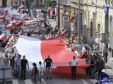 Wielki marsz w obronie TV Trwam. Ponad 1000 osób [zdjęcia, wideo]
