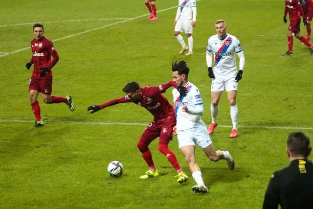 Legia Warszawa - Raków Częstochowa 2:0