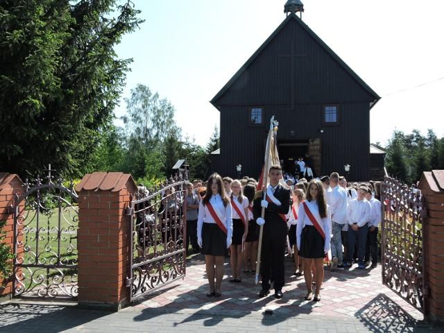 Uroczystości rozpoczęły się od mszy św.