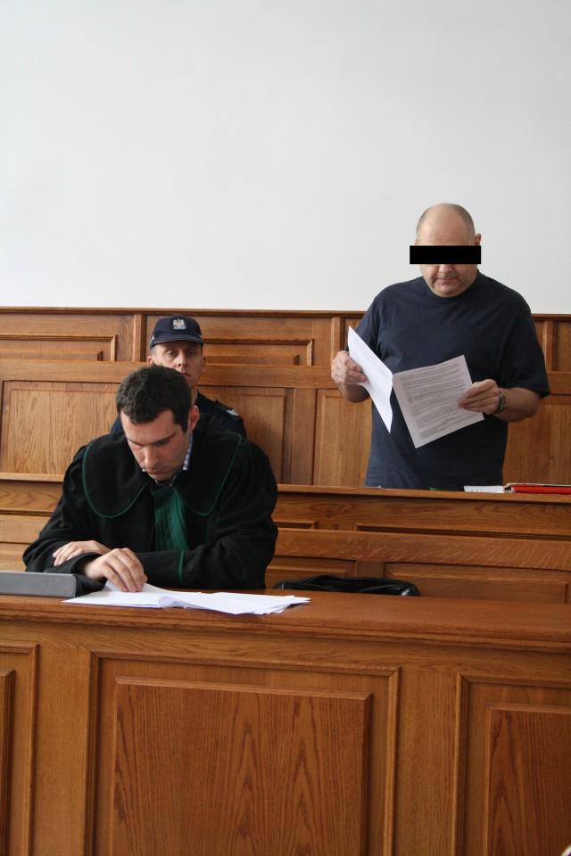 Zabójca Andrzej K