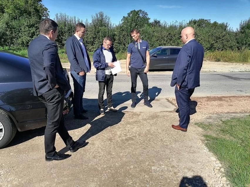 Gmina Białobrzegi. Droga w Jasionnie już gotowa. Kosztowała ponad 122 tysiące złotych