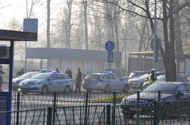 Tragiczny wypadek na terenie Torpo w Toruniu [AKTUALIZACJA