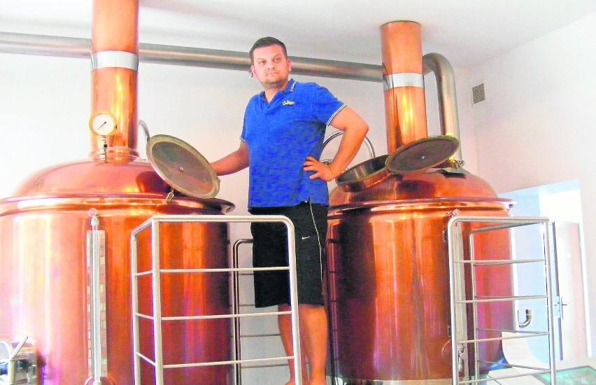Piwowar ze Słodowego Dworu