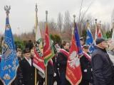 """Przedstawiciele """"Kasprowicza"""" na pogrzebie komandorów straconych przez władze komunistyczne"""