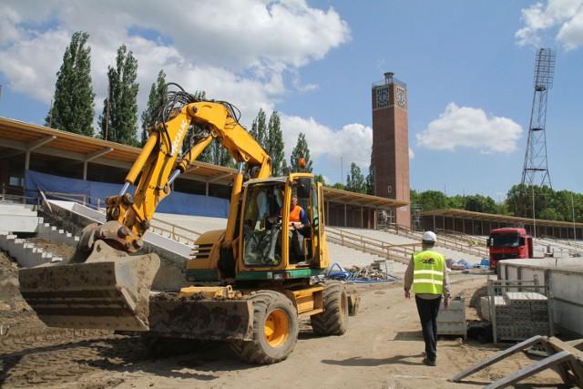 Remont Stadionu Olimpijskiego to koszt prawie 130 milionów złotych