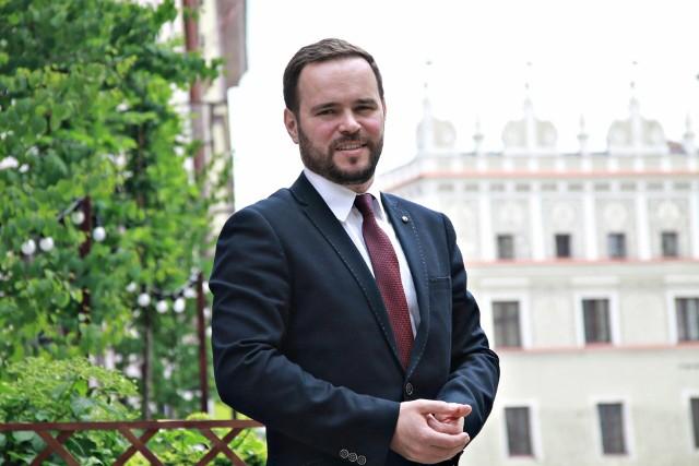 Krzysztof Komorski przez ostatnie cztery lata był z-cą prezydenta Lublina. Teraz trafił do zarządu komunalnej spółki