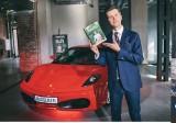 Rekordowa licytacja WOŚP. Zielonogórzanin do książki dorzucił ferrari. Ile zapłaci nabywca?