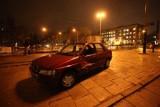 Wypadek na Bratysławskiej. Kobieta w ciąży wjechała pod tramwaj [zdjęcia]