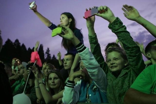 Najbardziej udany w czasie ubiegłorocznego festiwalu był koncert radia Zet. Wielu słubiczan uważa, że tylko tę imprezę warto powtórzyć.