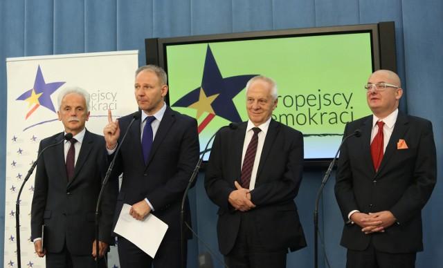 Jacek Protasiewicz został przewodniczącym stowarzyszenia Europejscy Demokraci