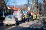Zakopane. Niebezpieczne skrzyżowanie ulic Tetmajera i Grunwaldzkiej. Znów wypadek