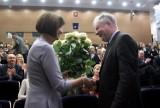 Wybory UMCS. Prof. Michałowski ponownie wybrany na rektora (ZDJĘCIA)