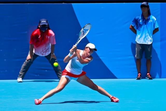 Iga Świątek wygrała w trzeciej rundzie US Open. Czas na mistrzynię olimpijską