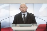 """Burza po wystąpieniu Jarosława Kaczyńskiego. Prezes PiS wezwał członków partii do obrony kościołów. """"Dolewanie oliwy do ognia"""""""