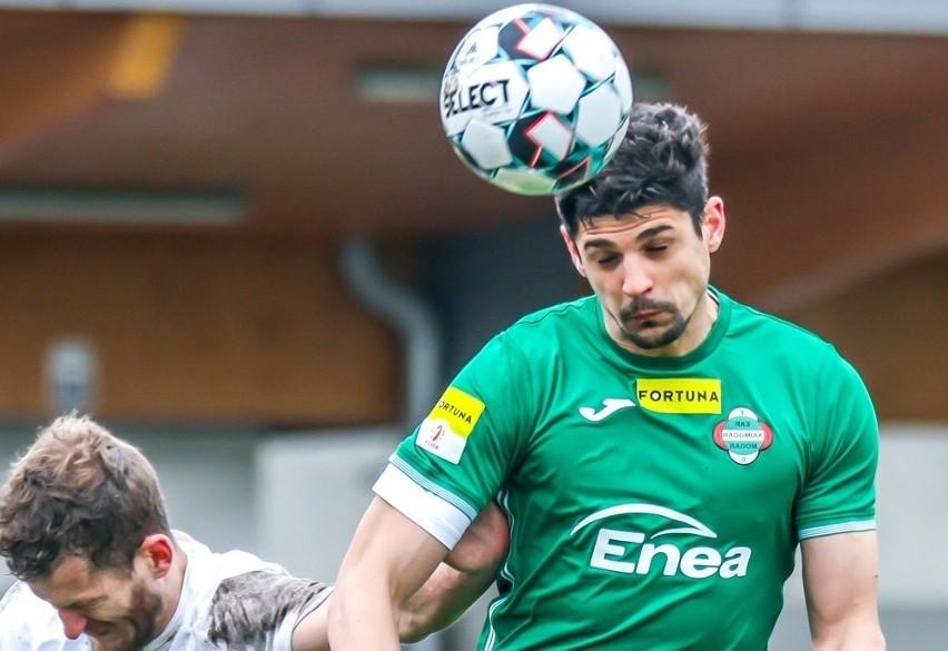 Brazylijczyk z włoskim paszportem Raphael Rossi (na zdjęciu)...