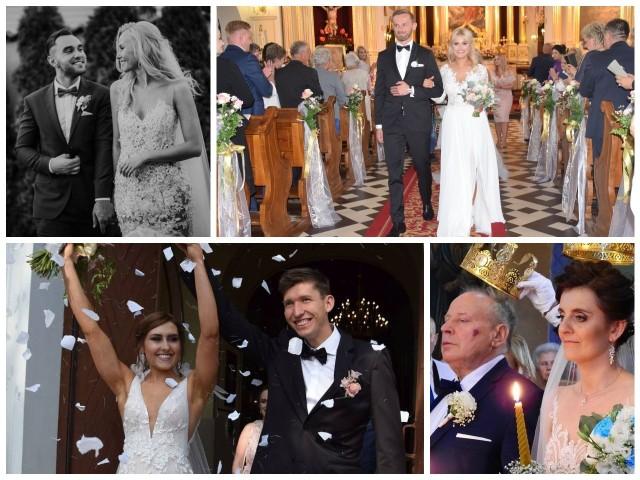 """W naszym regionie nie brakowało zjawiskowych ślubów i wesel. Którzy znani Podlasianie powiedzieli sobie sakramentalne """"tak"""" na ślubnym kobiercu? Lista wciąż się powiększa.Zobaczcie, kto się niedawno pobrał oraz czyje śluby uwieczniły obiektywy aparatów i kamer w kilku ostatnich latach."""