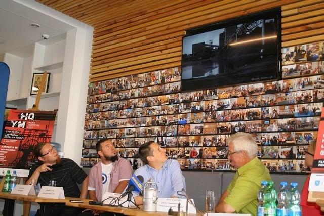"""Pierwszy festiwal Hoym Industry Fest  odbędzie się 3 września na terenie Zabytkowej Kopalni """"Ignacy"""" w Rybniku-Niewiadomiu"""