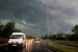 Intensywne opady i burze nad Dolnym Śląskiem (ZDJĘCIA, PROGNOZA)