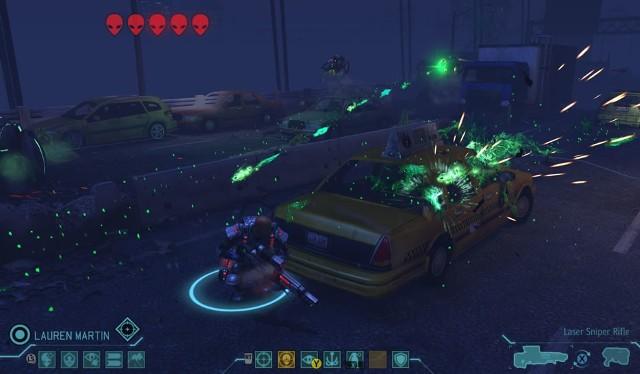 XCOM: Enemy UnknownXCOM: Enemy Unknown. Jeden na jednego