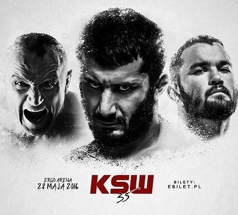 28 maja w Ergo Arenie po raz kolejny fani mieszanych sztuk walki dostaną dużą dawkę emocji